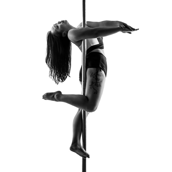 Beginner Spin Pole – 8 weeks