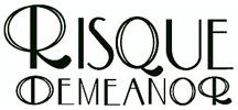 Risque Demeanor Logo
